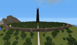 Isengard Minecraft Map & Project