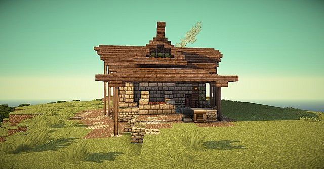 Medieval forge Minecraft Project