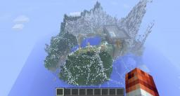 my awesome survival world Minecraft Map & Project