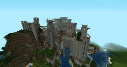Riverroad Fortress Minecraft Map & Project