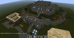 Project RS: Lumbridge Minecraft Map & Project