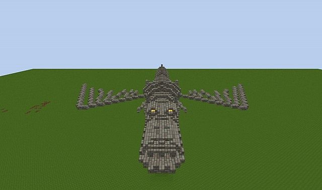 how to make a skeleton skull in minecraft