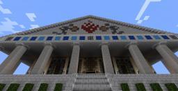 Greek Temple of Zeus Minecraft Map & Project