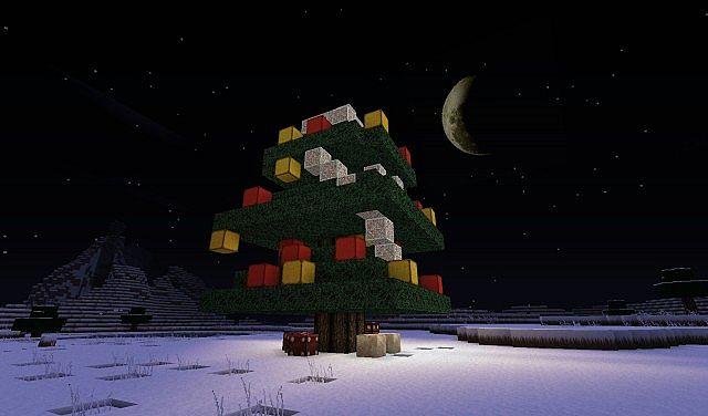 Foto Weihnachtsbaum.Weihnachtsbaum Christmas Tree Minecraft Project