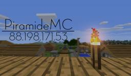 PiramideMC [Survival] [Creative] [PvP] [MobArena] [Economy] Minecraft