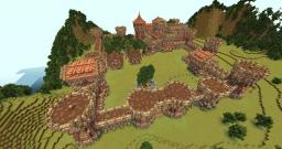 Castle Wall Bundle Minecraft Map & Project