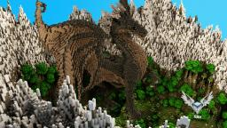 Dragon of Aradace Minecraft Map & Project