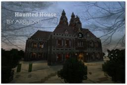 Haunted house | >:U | Minecraft