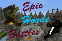 -=- MUST SEE TRAILER -=- [1.4.4] MineBlitz's Horde/PvP Server Minecraft Server