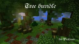 Fantasy tree bundle Minecraft Project