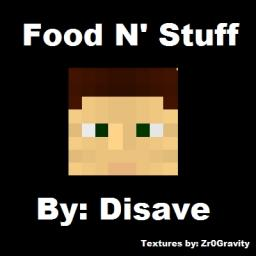 Food N' Stuff v0.30 *DISCONTINUED* Minecraft Mod