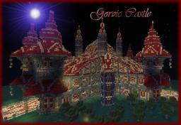 Gorvic Castle Minecraft Project
