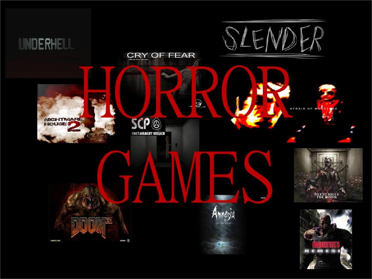 HORROR GAMES D Minecraft Blog - Minecraft horror spiele