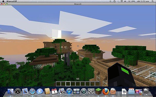 Casa en el arbol minecraft project - Casas en el arbol ...