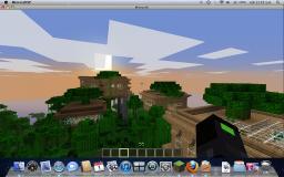 Casa en el arbol Minecraft Map & Project