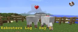 Kabouters logbook in the world Triica - Day 3 Minecraft Blog