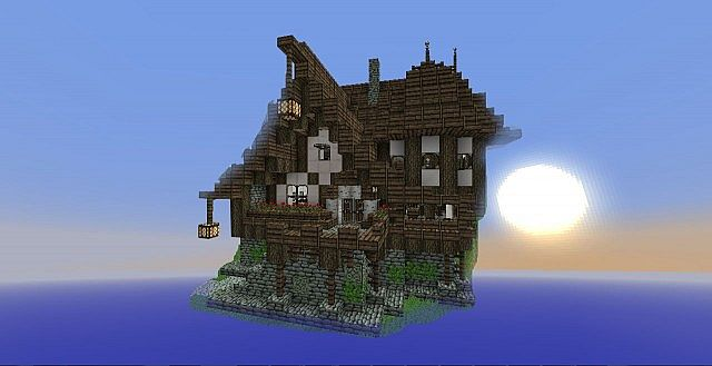 One of the smaller but beautiful Tier 2 Mansions of Castle City Kingdom