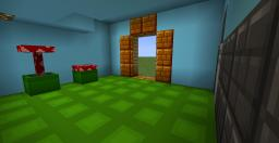 Super Mario : The Cube is Reborn Minecraft Map & Project