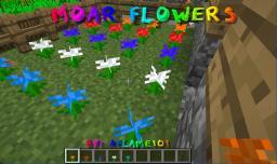 Moar Flowers [1.5.2] Minecraft Mod