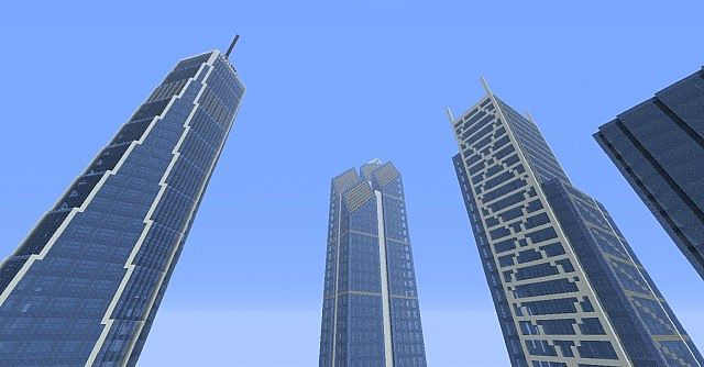 Tower Minecraft Project
