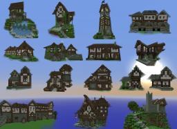 Medieval Build Bundle [Download] [Rival Kingdoms]