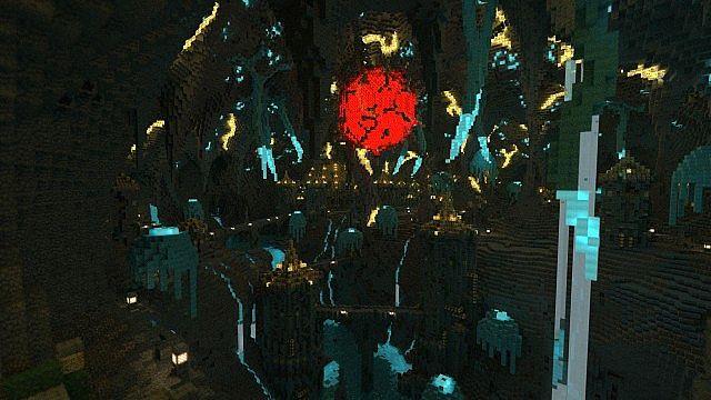 Razul Skyrim Inspired Adventure Map Minecraft Project - Minecraft die grobten hauser