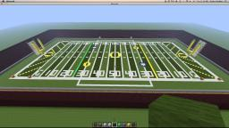 Oregon Ducks Football Stadium Minecraft Map & Project
