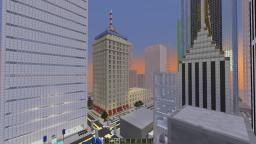 Silver City Minecraft Map & Project