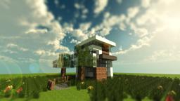 Small Town House Minecraft