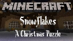 Snowflakes - A Christmas Puzzle! Minecraft Map & Project