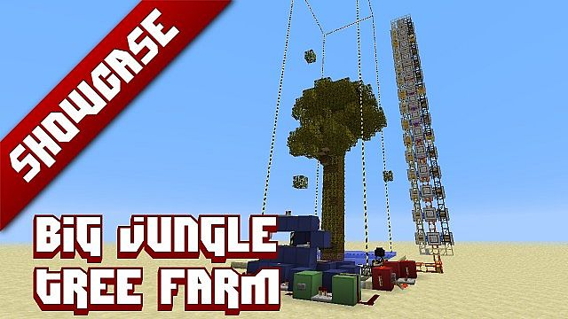 Big Jungle Tree Farm Feed