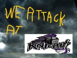 We Attack At Knight: - A PC & Xbox Live Arcade Coming 11-30-15 & 12-25-16 (Possible Game Project) Minecraft Map & Project