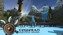 Teweran Survival Games 1 - Howling Mountains Minecraft Project