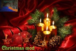 Christmas mod v4.6 [MC 1.6.4] [!HUGE UPDATE!][Forge SSP + SMP][everything you need for christmas! ;)][100? Diamonds] Minecraft Mod