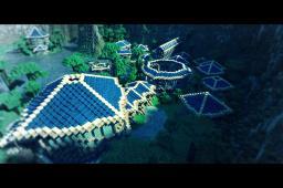 AISLINN (city) Minecraft Map & Project