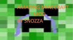 snozzas better minecraft (need guinnea pig testers) can we get 20 diamonds 1.4.6 Minecraft Mod