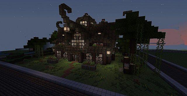 Inn/tavern Minecraft