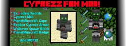 The Cyprezz Mod Minecraft Mod