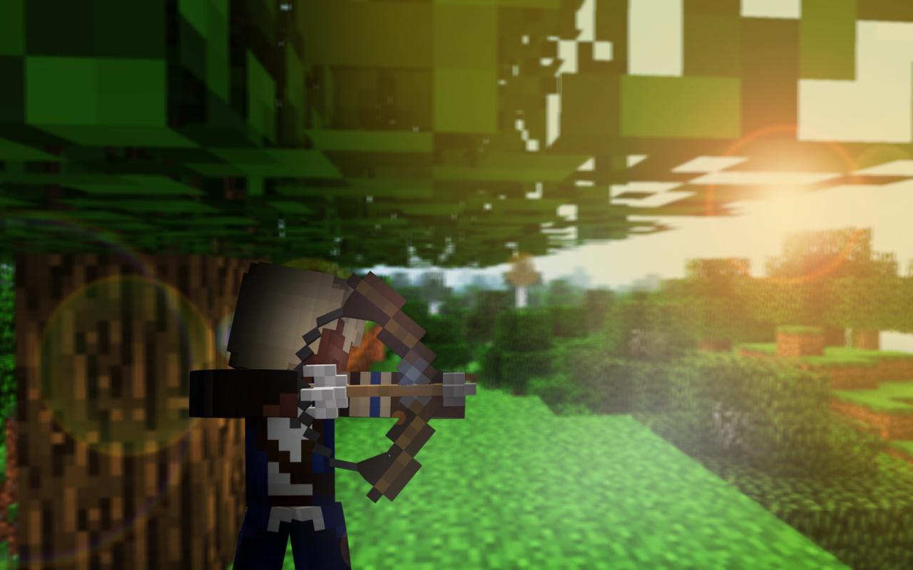 Best Wallpaper Minecraft Action - connor_kenway_bow_4247126_lrg  HD_448122.jpg