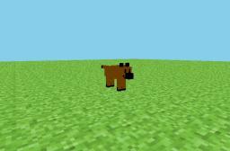 ModLoader+Dog Mod+ForceField Mod Minecraft Mod