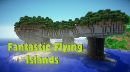 Fantastic Flying Survival Island Minecraft Map & Project