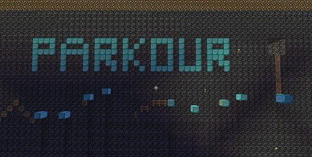 HungerCrafter's Parkour Challenge