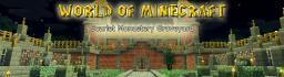 WoW - Scarlet Monastery Graveyard - Zucche Mannare Minecraft Blog