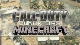 Black Ops - Firing Range Map Minecraft Map & Project