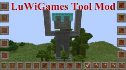 [1.4.5] LuWiGames ToolMod Minecraft Mod