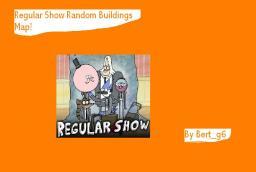 Regular Show - Random Structures Minecraft Map & Project