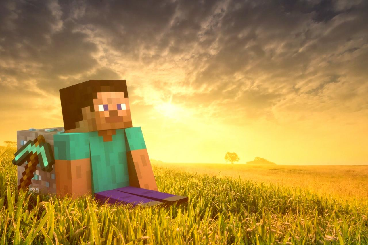 cool minecraft wallpaper minecraft blog