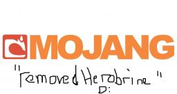 "Why Mojang keeps Saying ""Remove Herobrine""? Minecraft"