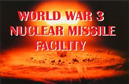 World War 3 Missile Facility Minecraft Project