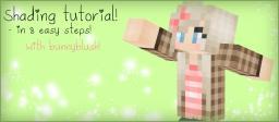 My little shading tutorial! Minecraft Blog Post